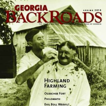 "Georgia Backroads Magazine:  ""This Man of Few Words"""