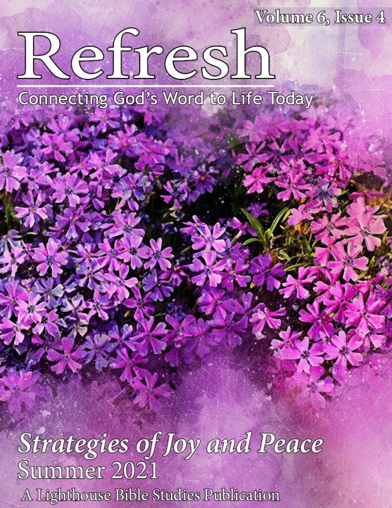 Refresh Magazine Cover Summer 2021